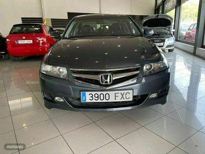 usado Honda Accord 2.2 iDTEC Executive Piel