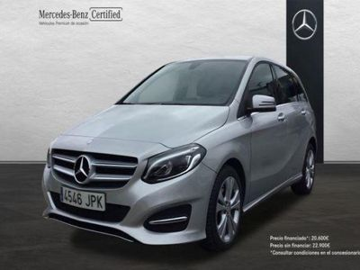usado Mercedes B200 CDI / D URBAN