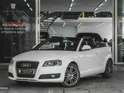 usado Audi A3 Cabriolet 1.8 TFSI S tronic Ambition