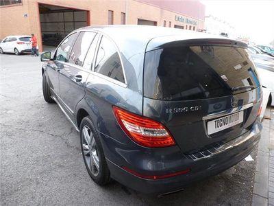 usado Mercedes R350 CDI 265 Corto 4Matic 5p 7G-T
