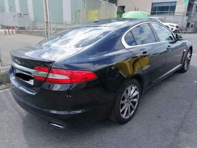 usado Jaguar XF 3.0 V6 Diesel Luxury Aut.
