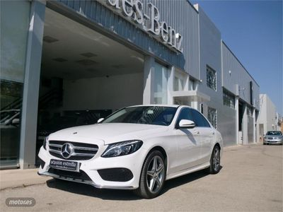usado Mercedes C220 Clase Cd Sportive AMG