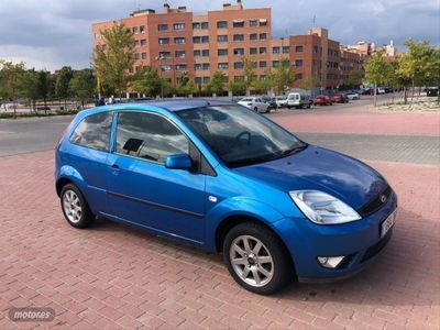 used Ford Fiesta 1.4 Steel Coupe