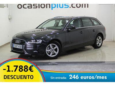 brugt Audi A4 Avant 2.0TDI DPF 177