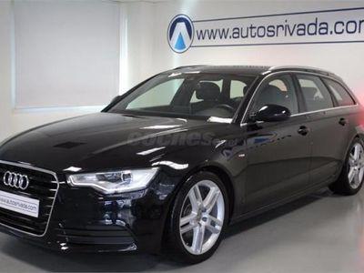 usado Audi A6 Avant 3.0 Tdi 204cv 5p. -12