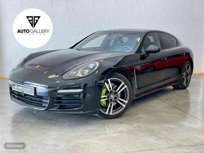 usado Porsche Panamera S E-Hybrid e