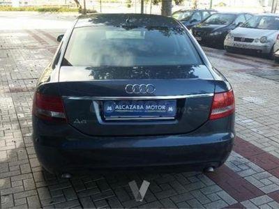 usado Audi A6 2.0 Tdi Multitronic Dpf 4p. -08