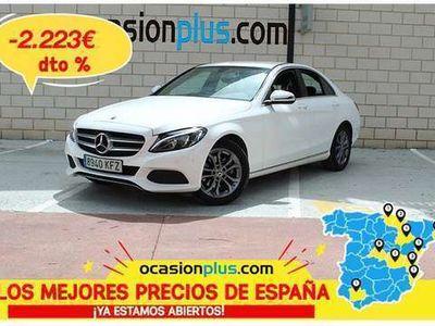 usado Mercedes C200 Clase7G Plus