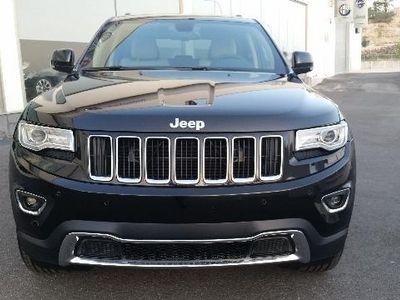 gebraucht Jeep Grand Cherokee 3.0 V6 Diesel Limited 250 CV VEHICULO EN STOCK KM0