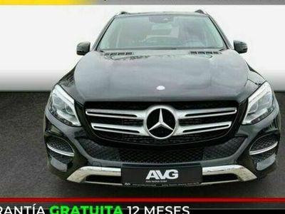 usado Mercedes GLE250 Clase GLd 4MATIC Navi LED AHK EASY-PACK RFK R-CD