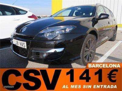 gebraucht Renault Laguna DCI DYNAMIQUE 110CV R-LINK ST **GPS, 141€/M**