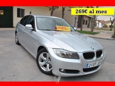 usado BMW 320 Serie 3 d Sport 4p. -12