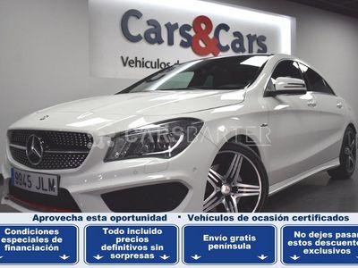 usado Mercedes CLA250 -BENZ 250 Sport 4Matic 7G-DCT 4p