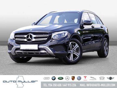 usado Mercedes GLC220 d 4 Matic