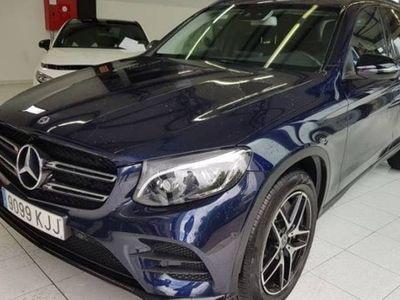 usado Mercedes GLC250 Clase4Matic Aut.