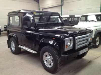 used Land Rover Defender 90 2.4 td4 station wagon s diesel