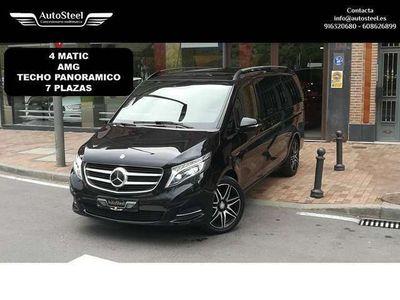 usado Mercedes V250 ClaseLargo Avantgarde 7G Tronic