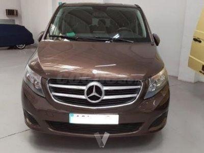usado Mercedes V220 ClaseD Clase V Largo 4p. -16