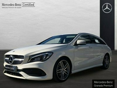usado Mercedes CLA200 Shooting Brake CDI / d AMG Line