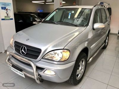 usado Mercedes ML270 Clase MCDI