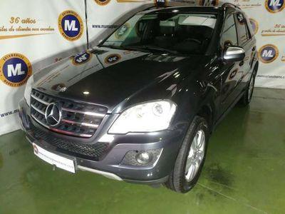 usado Mercedes ML350 M CDI BT 4M Aut.