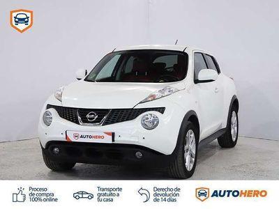 usado Nissan Juke 1.6i Tekna Premium CVT