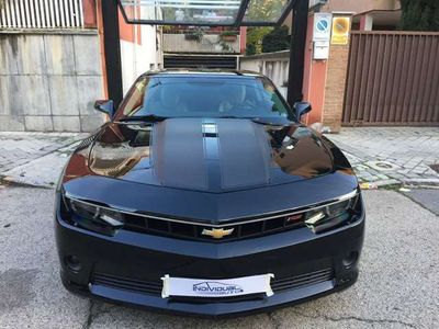 usado Chevrolet Camaro Coupé Aut.
