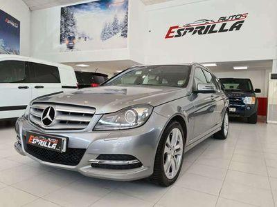 usado Mercedes C250 CDI BE 4M 7G