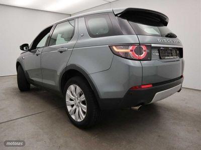 usado Land Rover Discovery 2.0L TD4 180CV 4x4 HSE Luxury