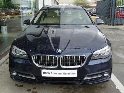 usado BMW 520 Serie 5 d Touring 5p. -15