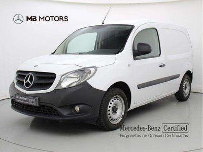 usado Mercedes Citan 109 CDI Furgon