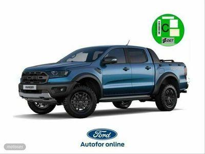 usado Ford Ranger 2.0 TDCi 157kW 4x4 Dob Cab Raptor AT