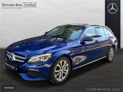 usado Mercedes 250 Clase C C Estate7G Plus