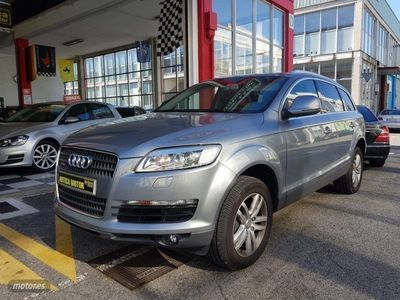 usado Audi Q7 3. 0 TDI QUATTRO 7PLAZAS