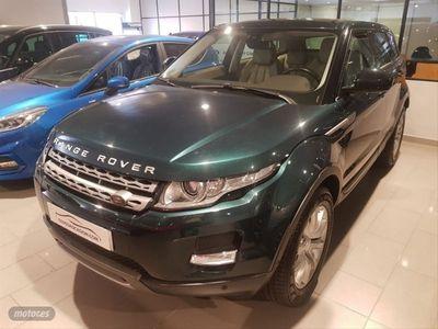 usado Land Rover Range Rover evoque 2.0L Si4 177kW 4x4 Pure