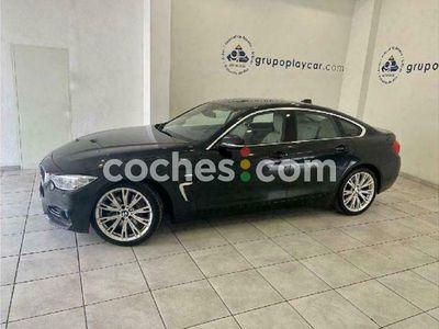 usado BMW 435 Gran Coupé Serie 4 ia 306 cv en Almeria