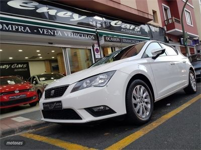 brugt Seat Leon 1.4 TSI 125cv StSp Style Connect