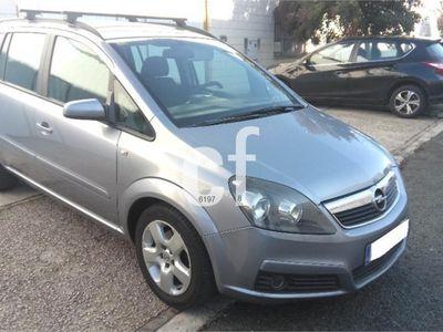 usado Opel Zafira Enjoy 1.6 16v