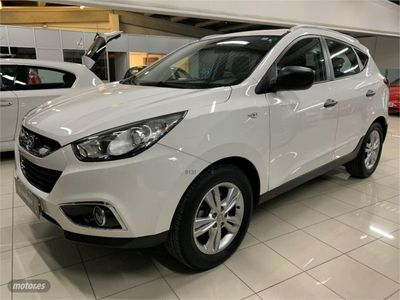 used Hyundai ix35 1.7 CRDi Tecno Sky 4x2