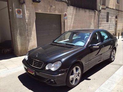 usado Mercedes C320 CDI Avantgarde*Navegador*Cuero