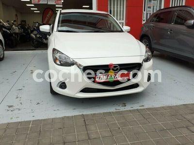 usado Mazda 2 1.5 Skyactiv-g Black Tech Edition 66kw 90 cv en Palmas, Las