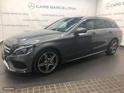 brugt Mercedes 220 Clase C C Estate9G-Tronic