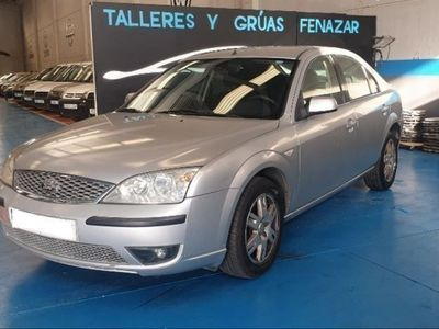 used Ford Mondeo 2.0 TDCi Ghia