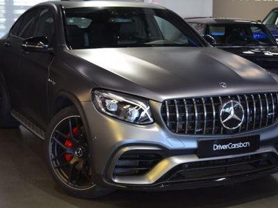 usado Mercedes S63 AMG Clase GLC CoupéAMG 4Matic+ Speedshift MCT 9G