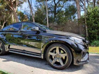 usado Mercedes GLE500 e 4Matic