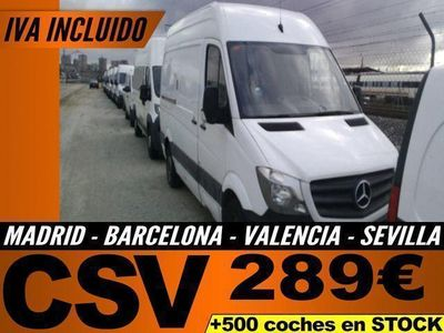 usado Mercedes Sprinter 313 CDI CORTO 3.5T