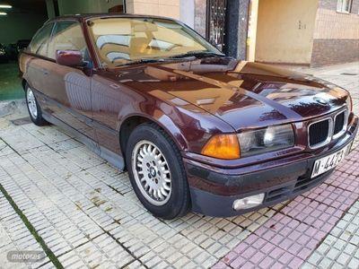 usado BMW 325 Serie 3 I COUPE AUT.