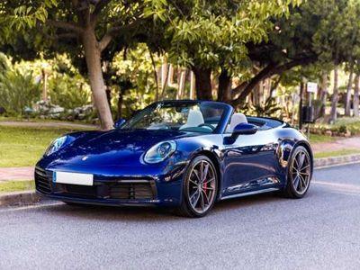 usado Porsche 911 Carrera 4S Cabriolet PDK