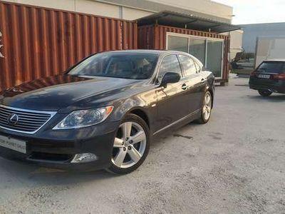 usado Lexus LS460 Premium Aut.