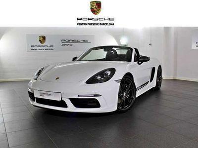 usado Porsche 718 Boxster T